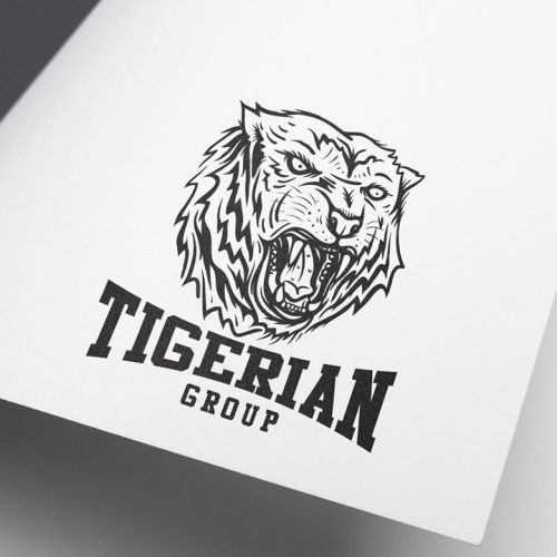 Clean Modern Logo design